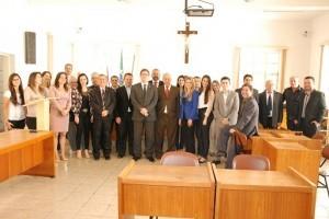 Lajinha: OAB Manhuaçu se reúne com nova juíza