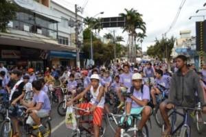Manhuaçu: 14º passeio ciclístico acontece neste domingo