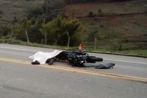 Abre Campo: Dois mortos em batida entre motocicletas