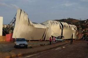 Chuvas: Várias cidades registram problemas