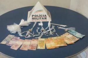 Ipanema: drogas e jovens apreendidos