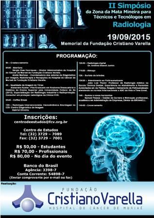 II Simpósio de Radiologia