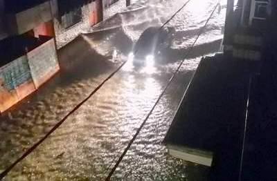 Rua Inundada Mutum
