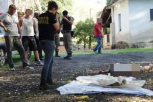 Miradouro: Homem é morto com tiros na cabeça