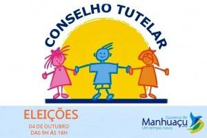 Manhuaçu: Conselho Tutelar elegerá 5 novos conselheiros