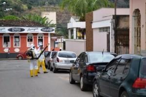 Manhuaçu: Inseticida será aplicado no bairro Santana