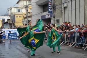 Manhuaçu: Cidade prepara o desfile da Independência