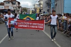 """Manhuaçu: 7 de Setembro celebra """"sustentabilidade"""""""