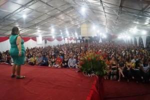 Matipó: Terceiro dia do FAVE da Univértix motiva Lideranças