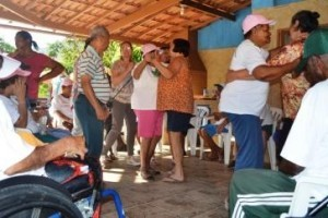 Manhuaçu: Tarde recreativa marca abertura da semana do idoso