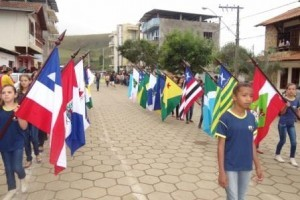 Luisburgo: Desfile comemora a Independência do Brasil