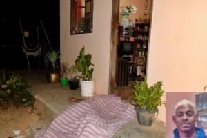 Miradouro: Jovem é morto na porta da casa