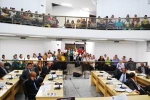 Manhuaçu: Vereadores ouvem reivindicações de servidores municipais. Diretor do SAAE é desmentido