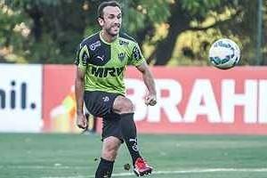 Atlético: Ribeiro no lugar de Dátolo