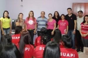 Manhuaçu: Outubro Rosa leva orientação à detentas do presídio local