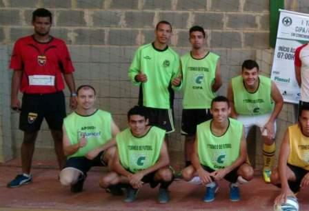 Torneio HCL Cipa Reportagem (1) Campea