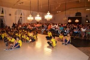 Manhuaçu: AABB comunidade promove festa da família