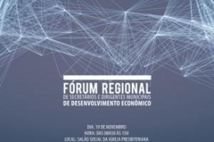 Manhuaçu: Cidade vai sediar fórum de desenvolvimento do Sebrae