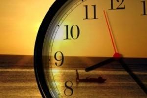 Horário de verão de volta neste domingo. Adiante seu relógio