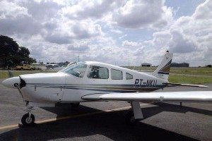 Ubaporanga: Avião que decolou do aeroporto local está desaparecido