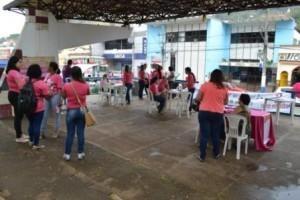 """Manhuaçu: Outubro Rosa tem """"DIA D"""" na cidade"""