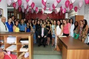 """Manhuaçu: OAB apóia """"Outubro Rosa"""". Luta contra o câncer de mama"""