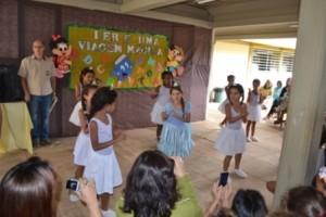 Manhuaçu: Projeto incentiva hábito da leitura no CAIC