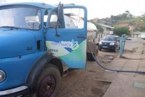 Manhuaçu: Parceira visa melhorar abastecimento de água na Vilanova