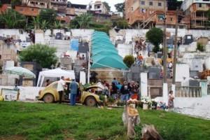 Manhuaçu: Cemitérios visitados na cidade