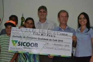 Manhuaçu: Melhores cafés do município são premiados em cerimônia