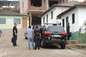"""PF desenvolve operação """"TYRANNOS"""". Desvio de 1,6 milhão de reais em Manhuaçu e na região"""