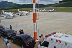 Manhuaçu: Aeroporto deve ficar pronto para operações até final de novembro