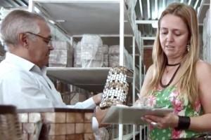 Ação: Carangolense faz peça decorativa e ganha o mundo