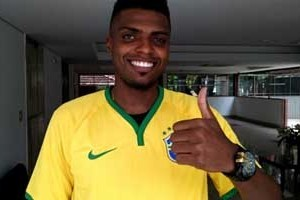 Atlético: Jemerson é chamado para Seleção Brasileira