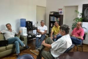 Manhuaçu: Prefeitura e FUNASA discutem soluções para o abastecimento de água