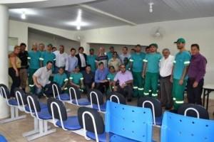 Manhuaçu: Presos em regime semi-aberto trabalharão no SAMAL