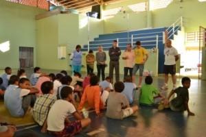 Manhuaçu: Município assina convênio para ajudar crianças carentes