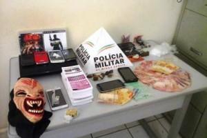 Manhumirim: Quinta de combate ao tráfico de drogas