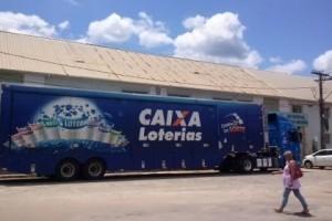 Manhumirim: Caminhão da sorte começa sorteios nesta segunda-feira, 28