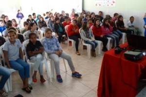 Luisburgo: Programa Saúde na Escola movimenta alunos e professores