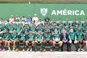 América: Clube inicia renovações de contrato