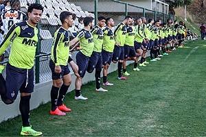 Atlético anuncia redução de atletas e contratações
