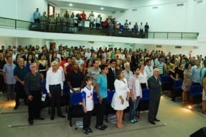 Manhuaçu: Câmara de Vereadores homenageia pessoas e instituições