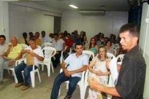 Manhuaçu: Conselho de Saúde promove última reunião do ano