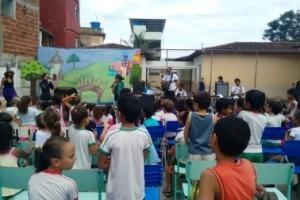 Manhuaçu: Município combate a Dengue com atividades nas escolas
