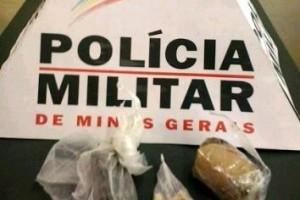 Carangola: Presos vendendo drogas na rua