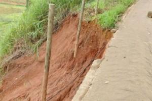Manhuaçu: Vereador pede manutenção de estrada por parte da Secretaria de Obras
