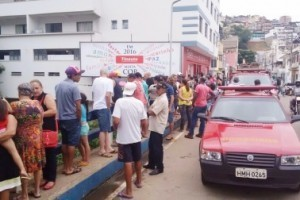 Manhuaçu: Jovem morre afogado