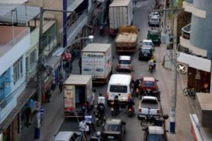 Trânsito na Salime Nacif: Comerciantes fazem abaixo-assinado e querem ser ouvidos