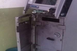São João do Manhuaçu: Caixa eletrônico é explodido